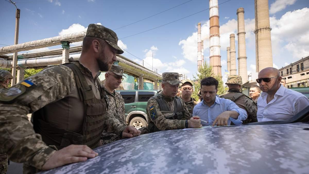"""У МЗС оприлюднили """"формулу Зеленського"""" щодо Донбасу"""