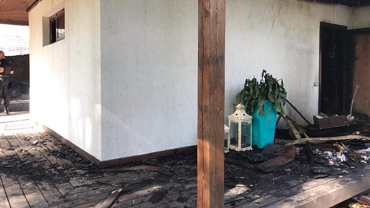Это террор, – НБУ отреагировал на поджог дома Гонтаревой