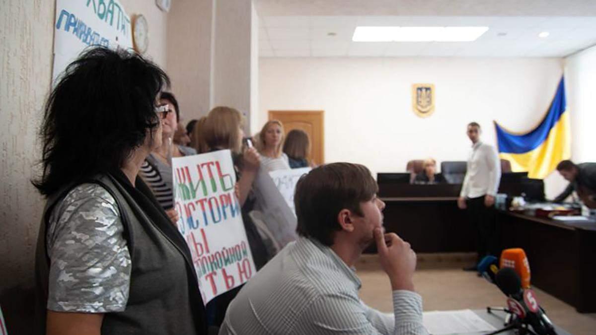 Засідання суду в Одесі
