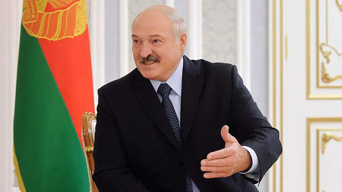 Лукашенко переконаний, що США допомогли би вирішити конфлікт на Донбасі