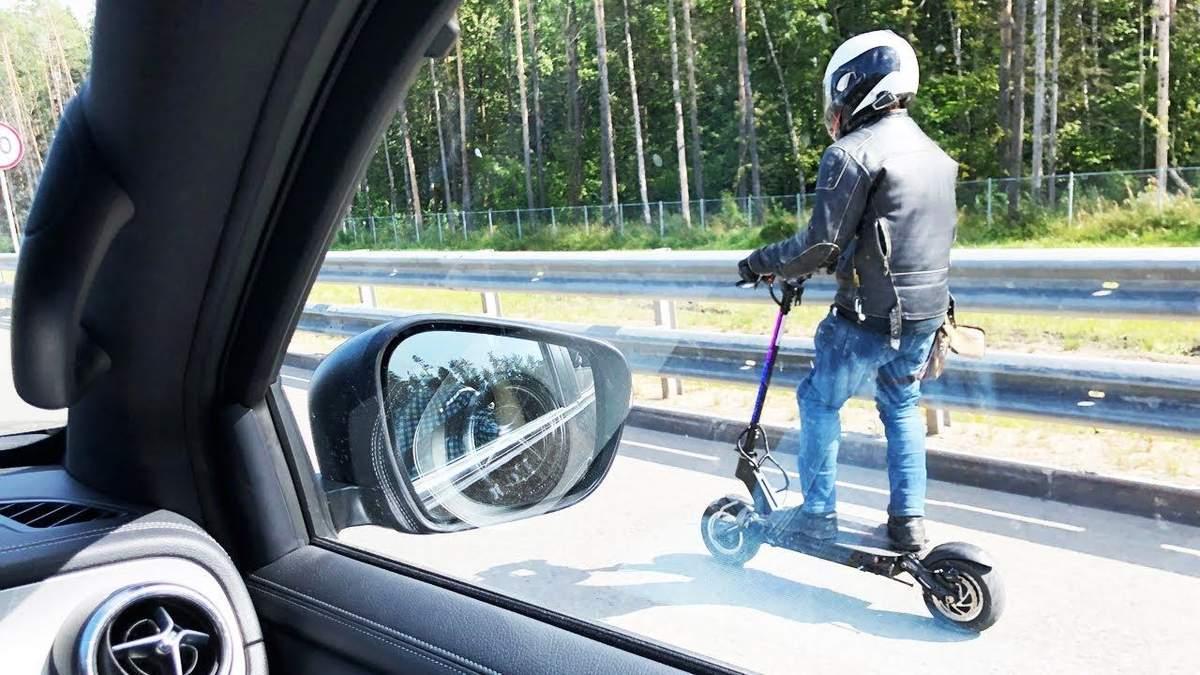 Чи є водії електросамокатів учасниками дорожнього руху?