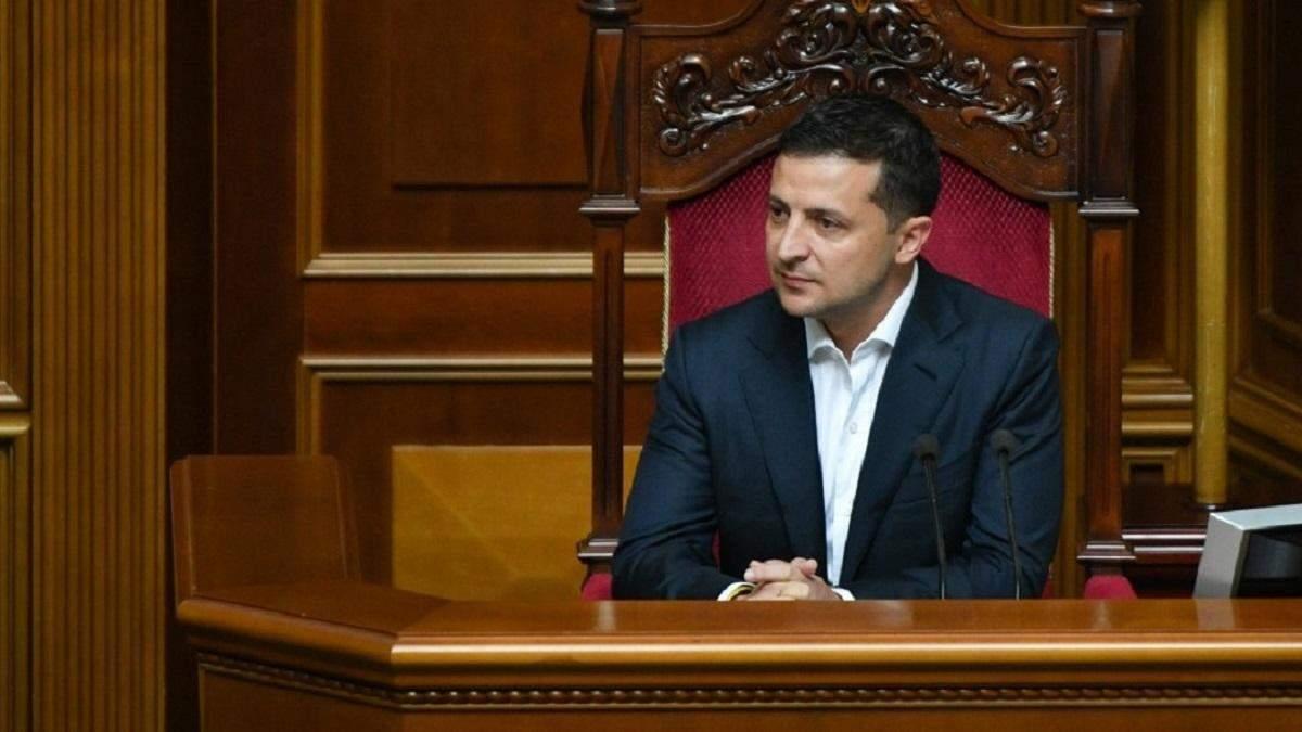 Зеленский уверен, что нельзя полностью отменять госфинансирование партий