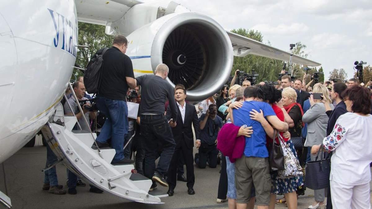Полозов опроверг информацию о запрете въезда в РФ всем освобожденным из плена украинцам