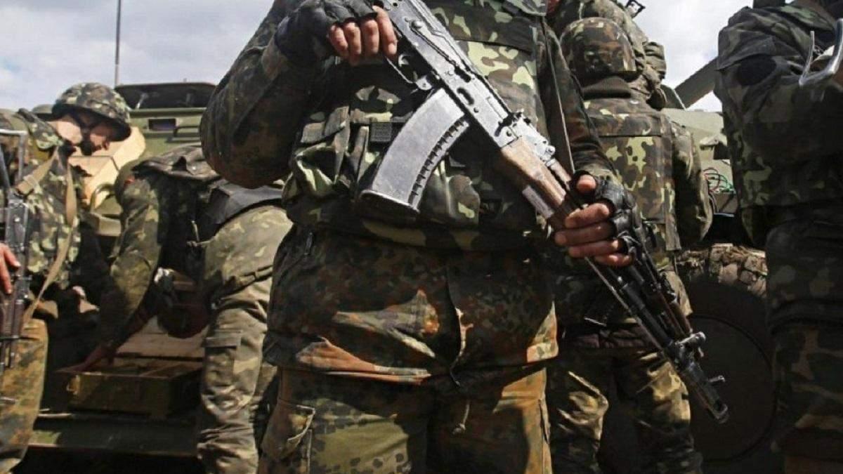Окупанти збільшили кількість та інтенсивність обстрілів позицій ЗСУ
