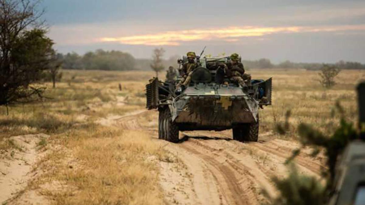 Украинская армия готовится к полному разведению сил на Донбассе