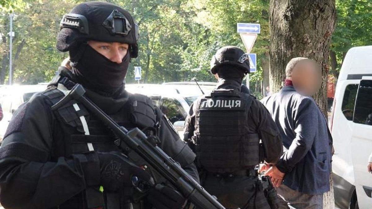 """В Полтаве задержали """"банду Самвела"""", которая похищала и убивала людей: видео"""
