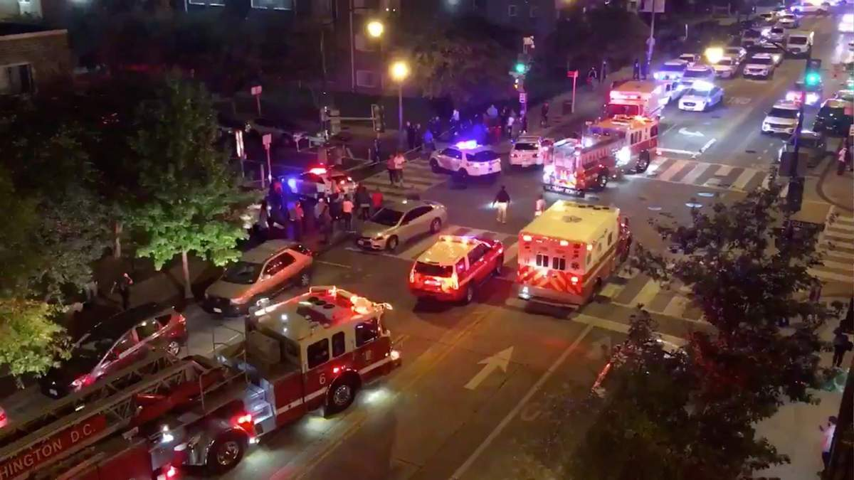 Стрілянина у Вашингтоні: є поранені та один загиблий