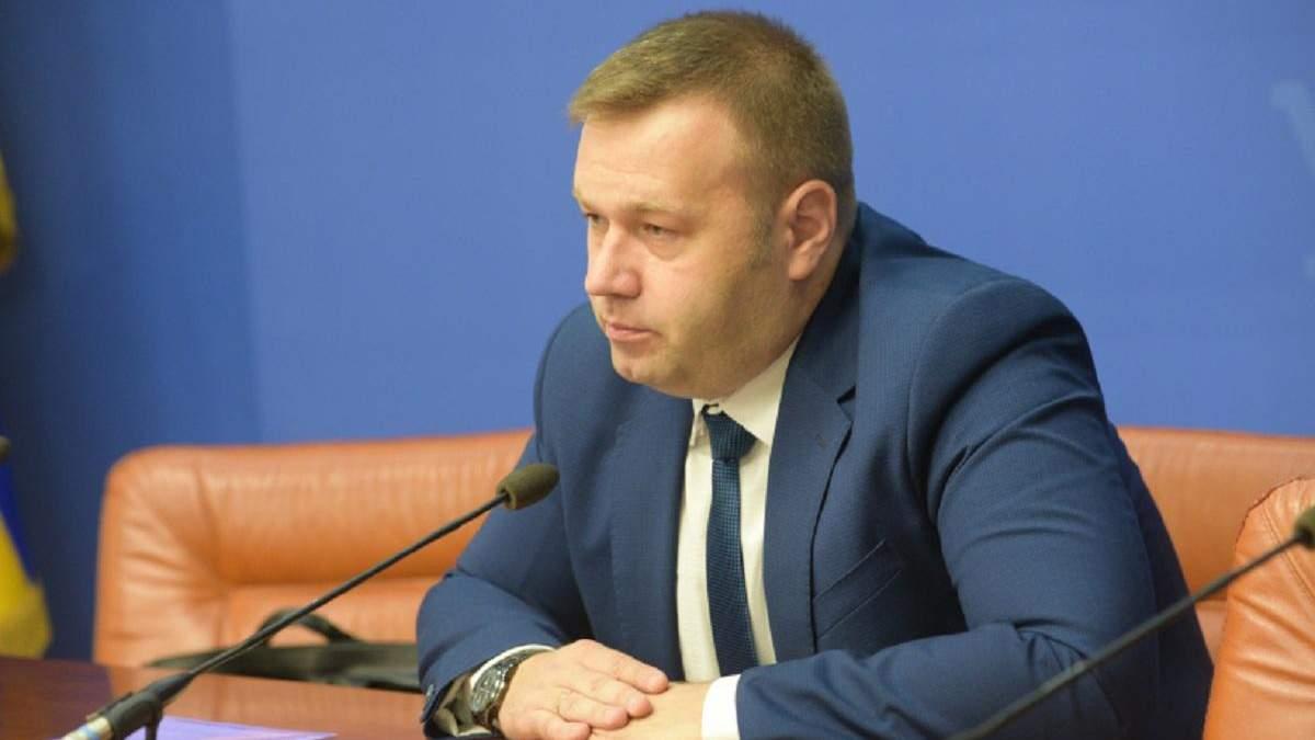 Кабмін розглядає можливість відновити постачання російськоно газу