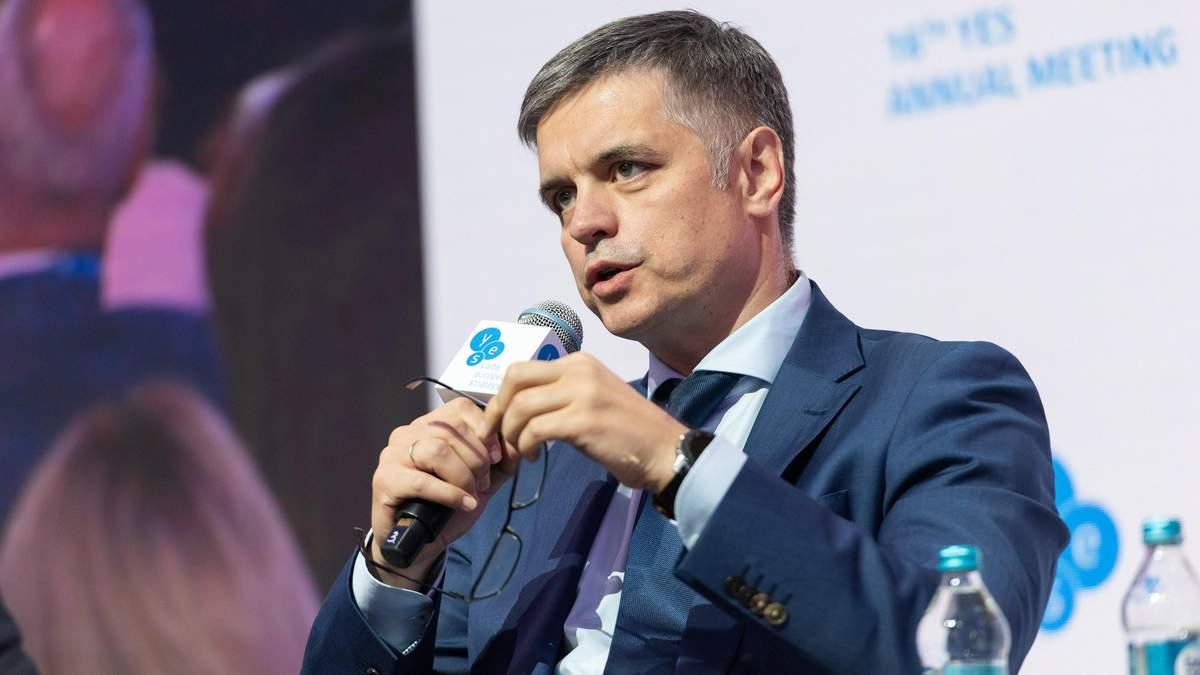 Механізм санкцій проти Росії розвалюється, – Пристайко