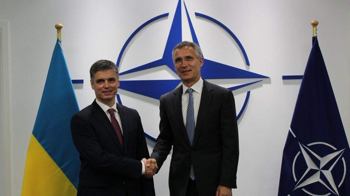 Ми йдемо в НАТО: Пристайко розповів, коли Україна отримає План дій щодо членства
