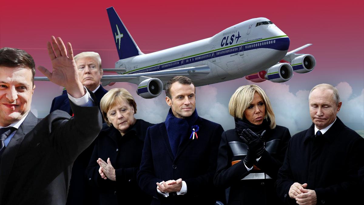 На чем летают президенты и премьер-министры стран мира