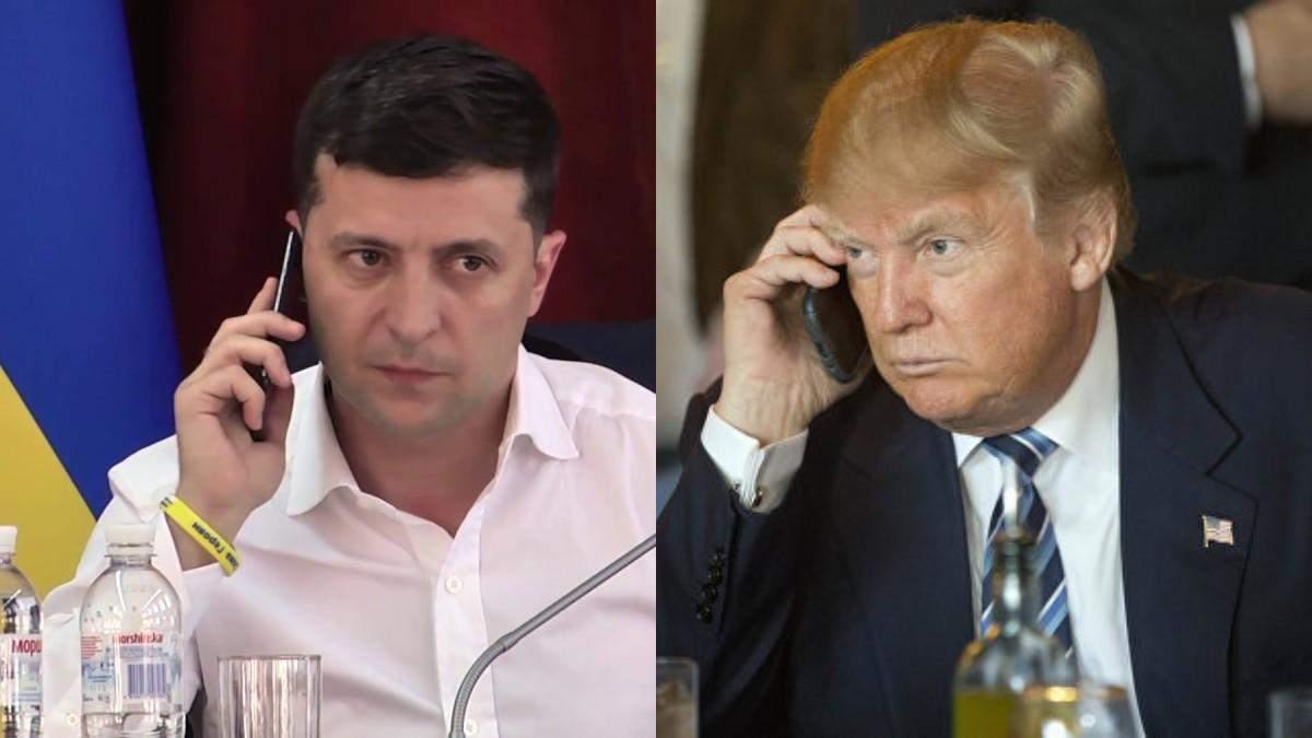 Украина и США в эпицентре нового скандала из-за разговора Трампа с Зеленским: что известно