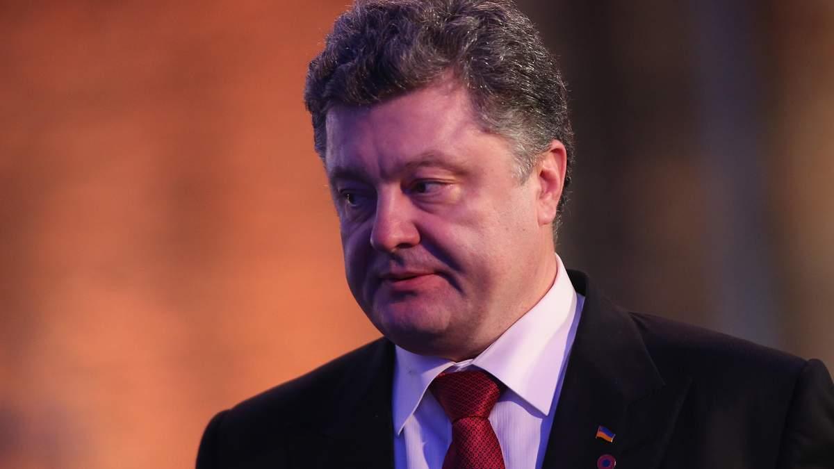 Путин обещал и не освободил Сенцова, – Порошенко