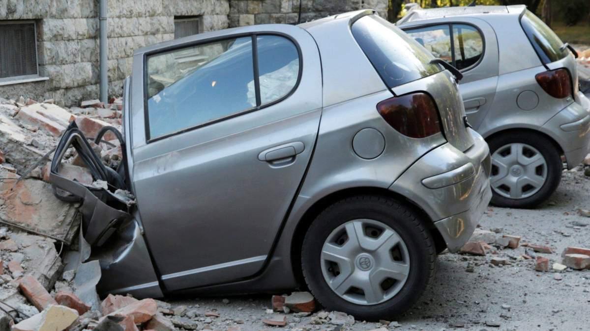 Самое мощное землетрясение за 30 лет в Албании