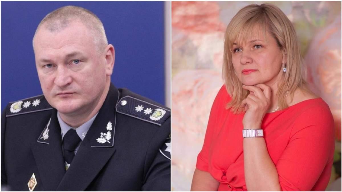 Сергей и Виктория Князевы