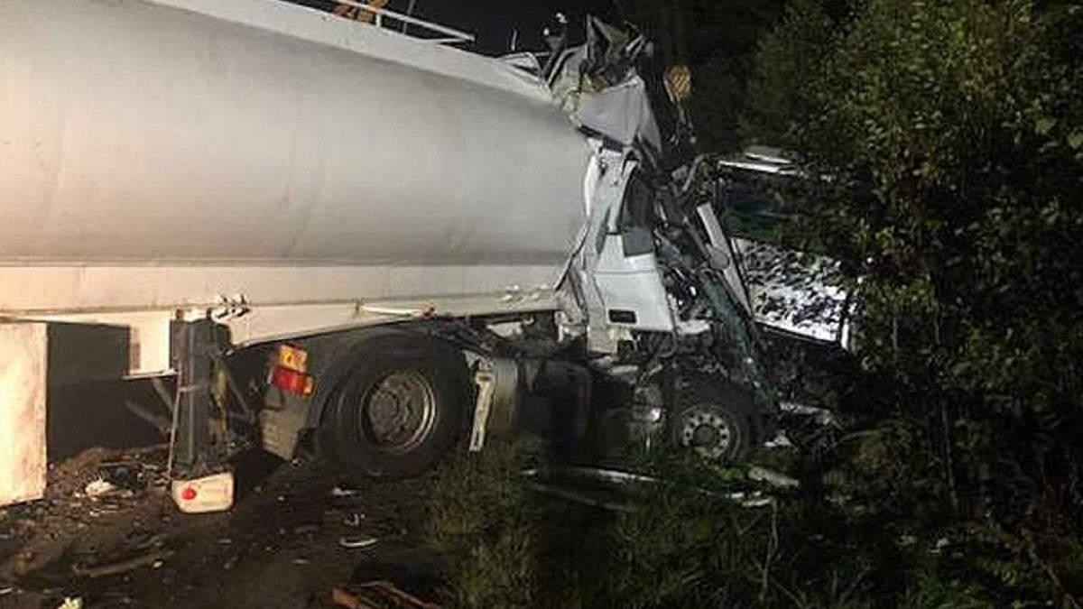 Водитель бензовоза прокомментировал смертельное ДТП с его участием