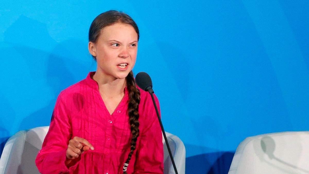 Грета Тунбер – промова в ООН та її переклад