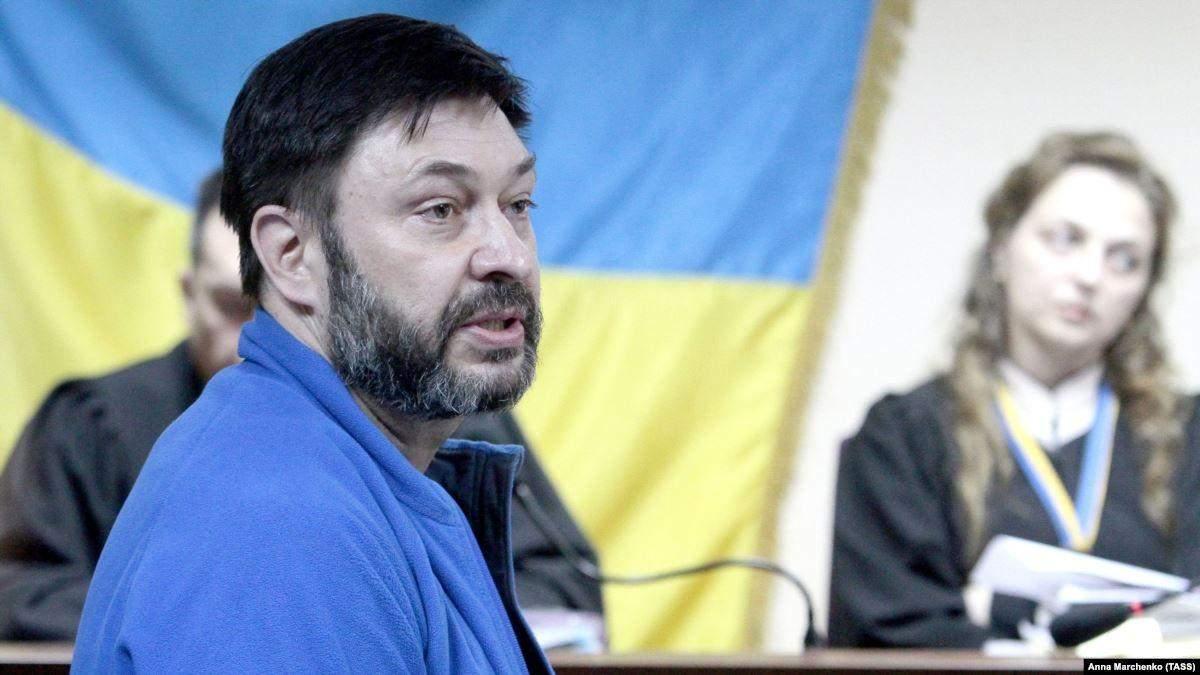 Пропагандист Вышинский нашел работу в России