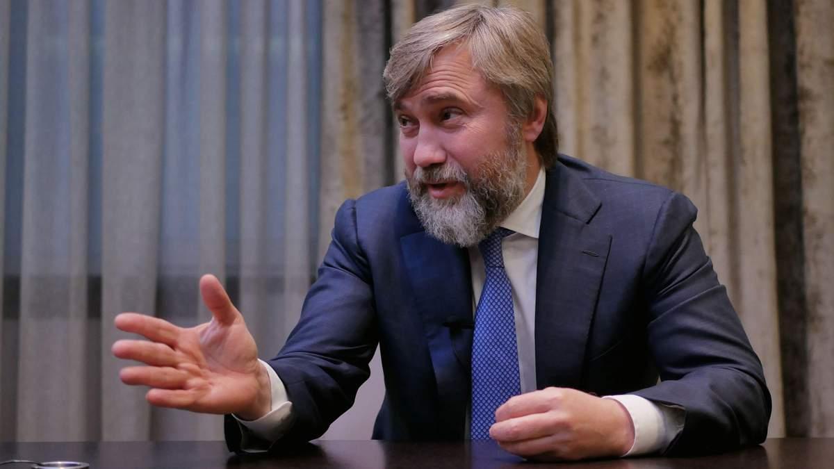 """Новинский внес в парламент проект об отмене """"языкового закона"""""""