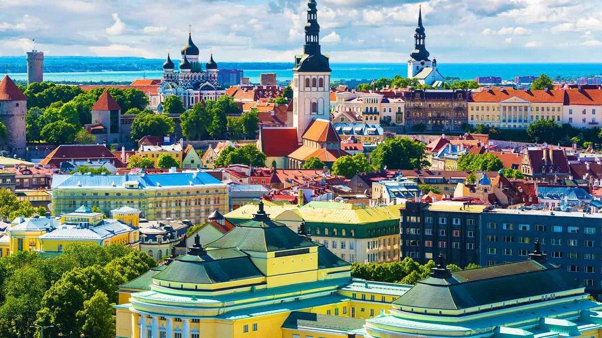 Эстония отменяет бесплатные визы для украинцев