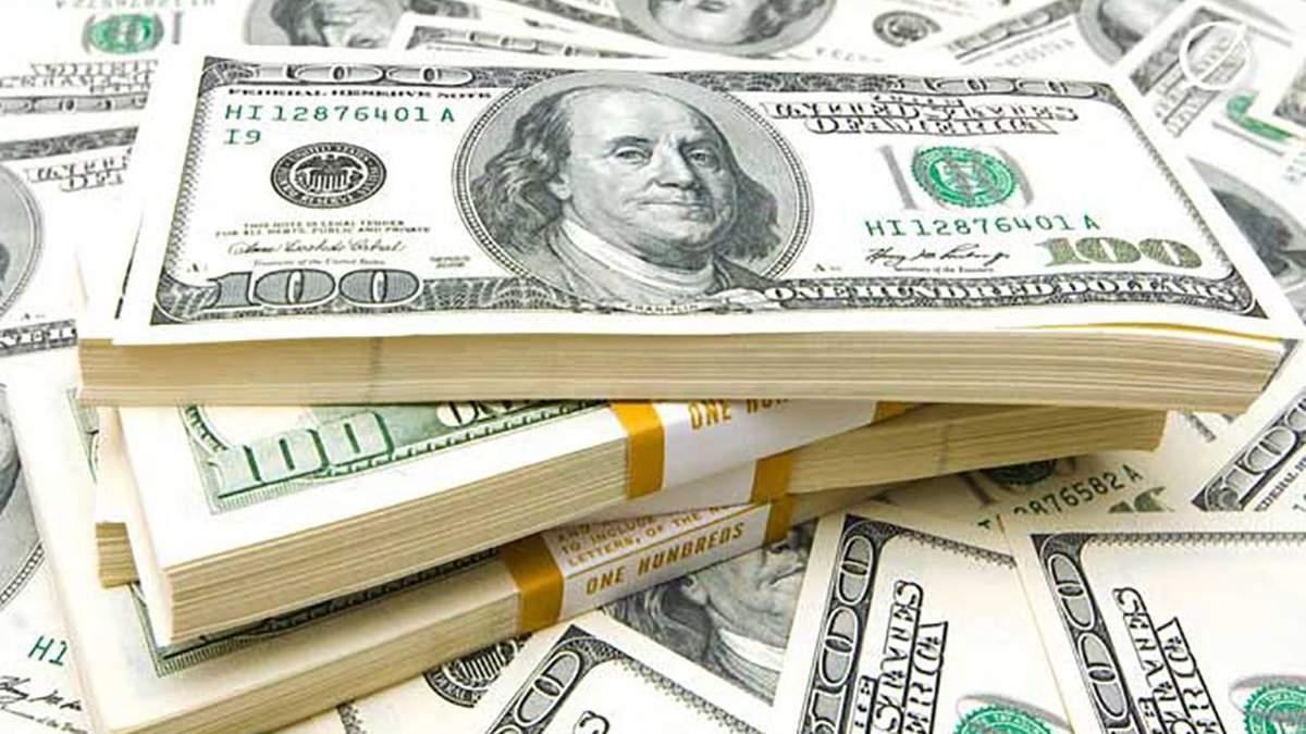 Курс долара до кінця 2019 року – прогноз JP Morgan