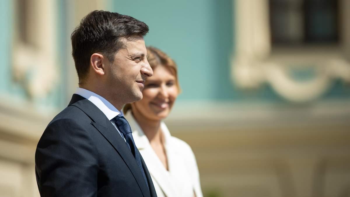 Зеленський вже встиг переговорити з Трампом та його дружиною