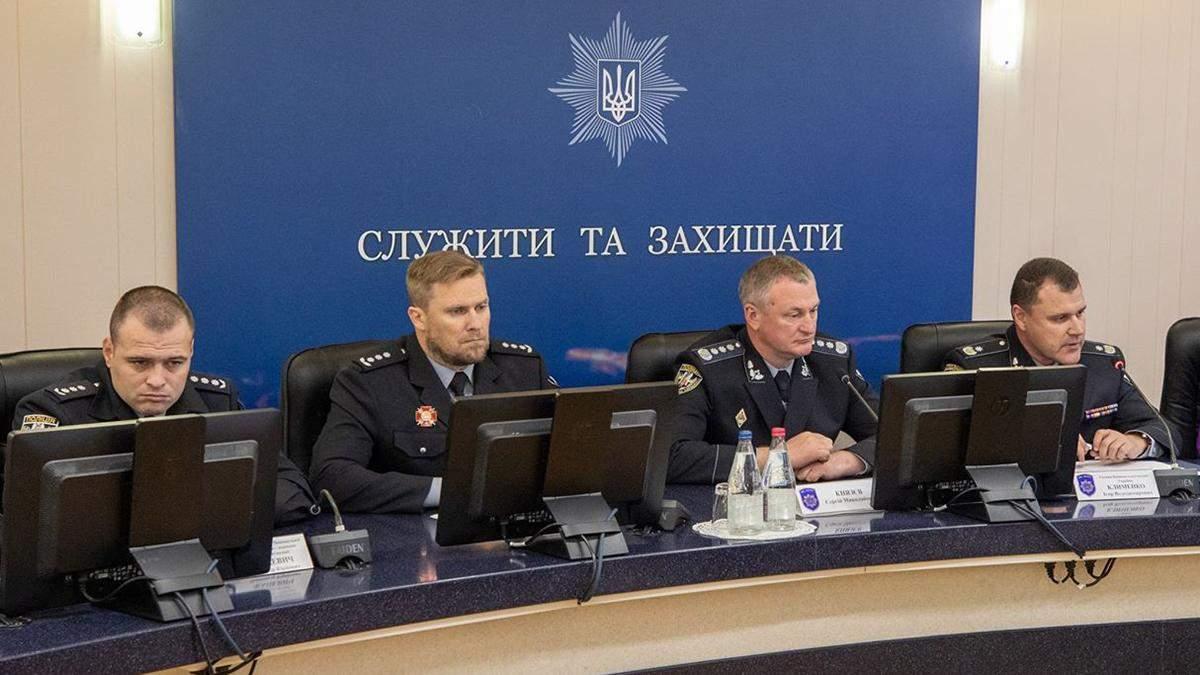 Сергія Князєва лишили в МВС на іншій посаді