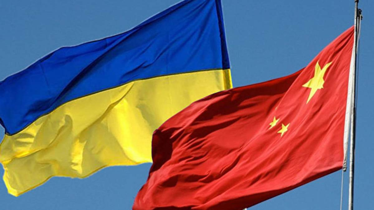 Україна і Китай нарощують економічне співробітництво