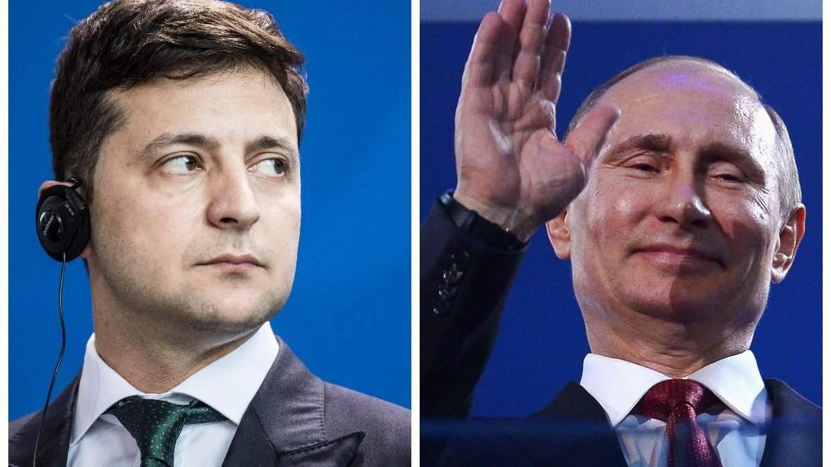 Что Украина может предложить Москве - 28 вересня 2019 - 24 Канал