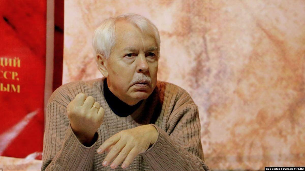 Помер першийпрезидент Криму Юрій Мешков