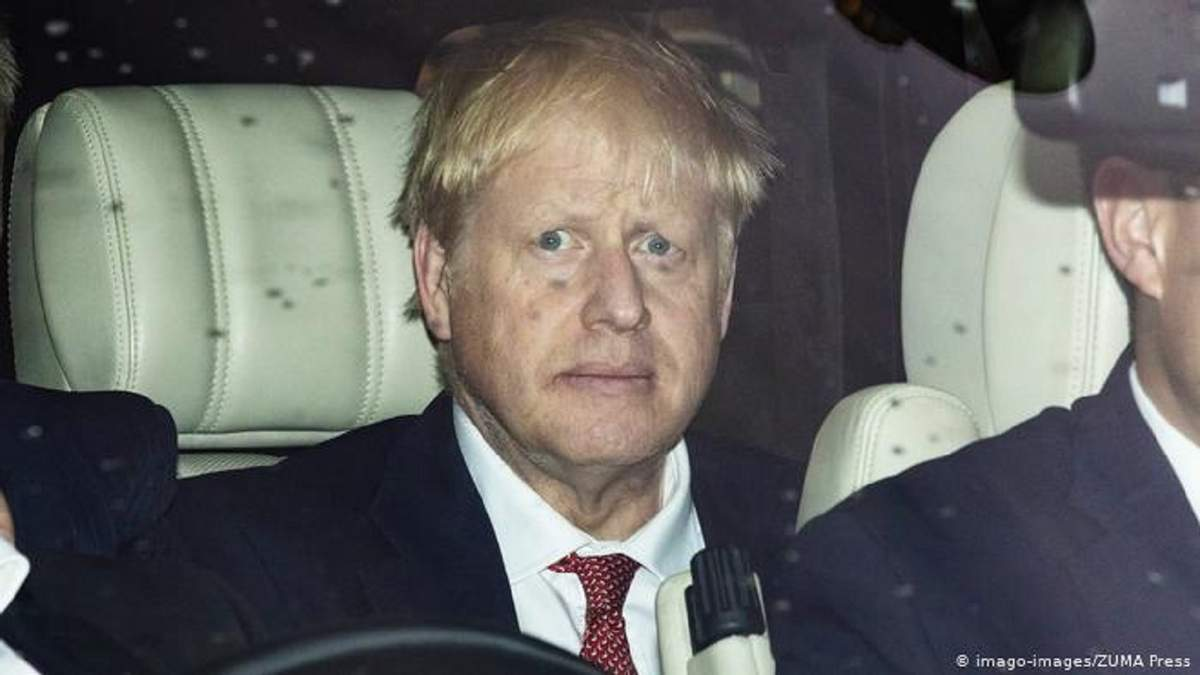 Услід за Трампом: прем'єру Великої Британії Джонсону можуть оголосити імпічмент