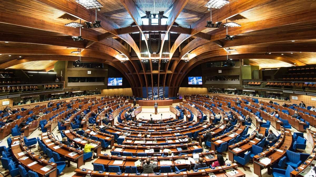 Президентка ПАРЄ розчарована відсутністю української делегації у ПАРЄ