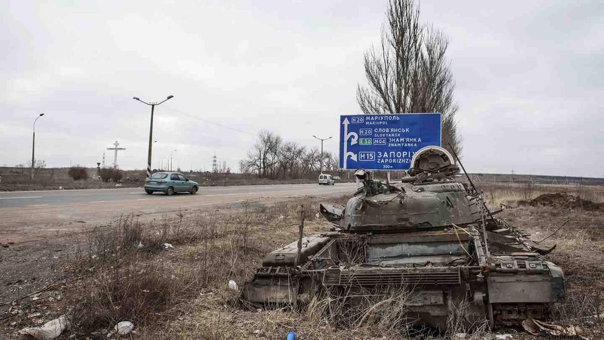 Кремль хоче перетворити Донбас на ракову пухлину в складі України, або Приклад Придністров'я