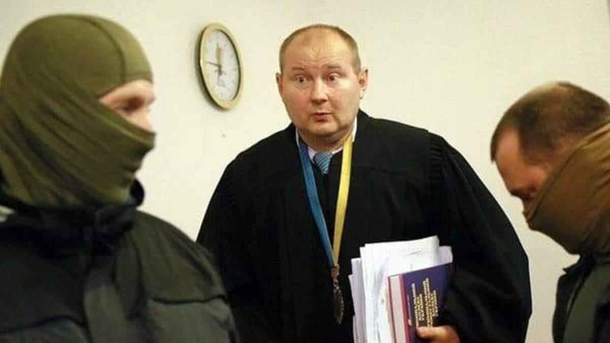 В Молдове 1 октября состоится судебное заседание по делу судьи Чауса
