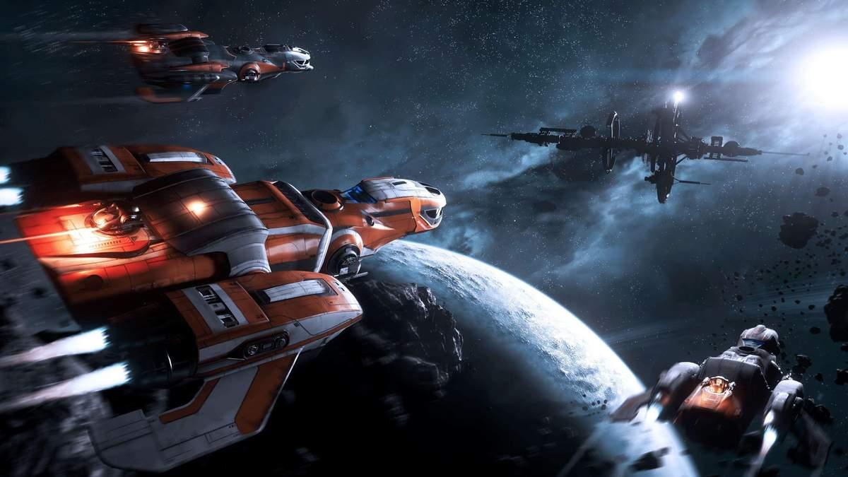 Самый дорогой корабль в игре Star Citizen раскупили за несколько секунд