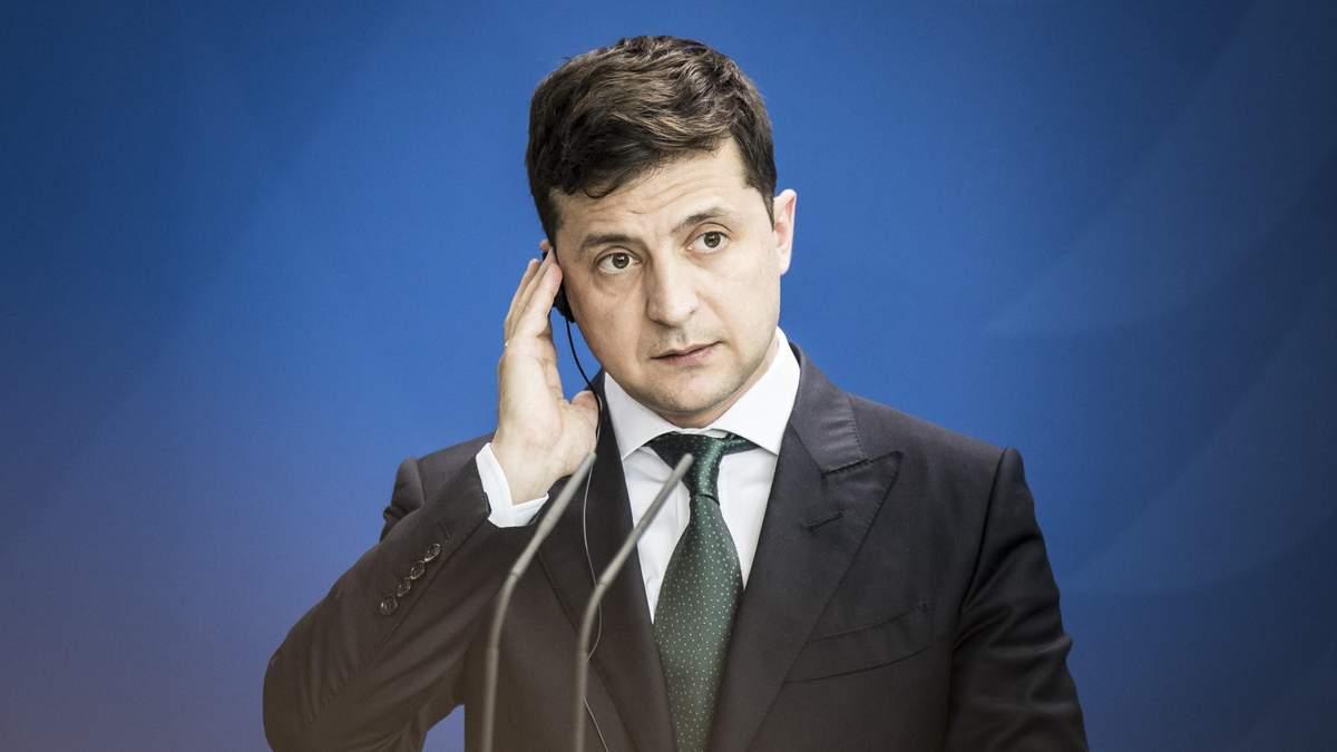Владимир Зеленский заявил о согласовании текста формулы Штайнмайера