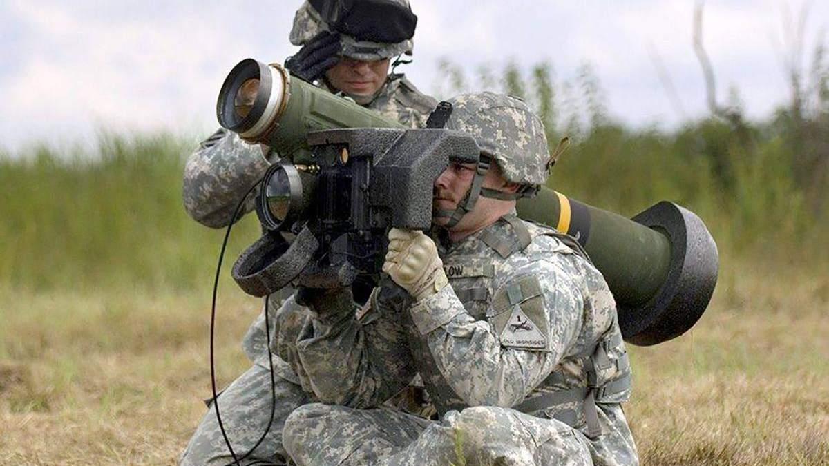 Украина получит от США еще 2 ПТРК Javelin