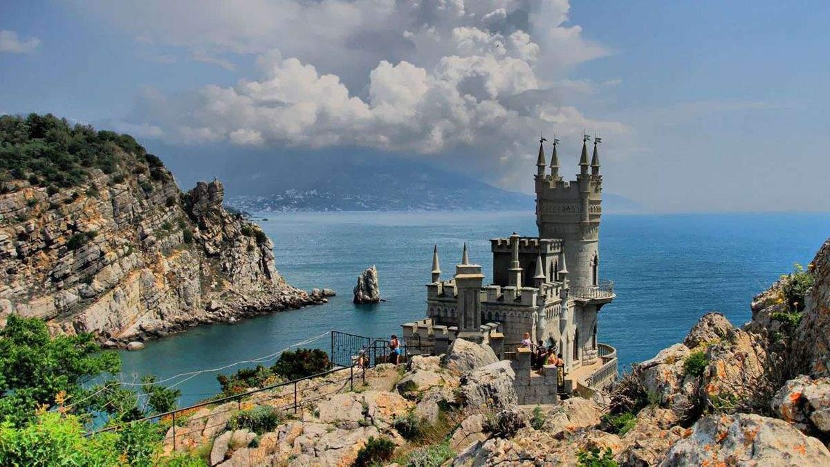 Сколько украинцев отдохнули в Крыму