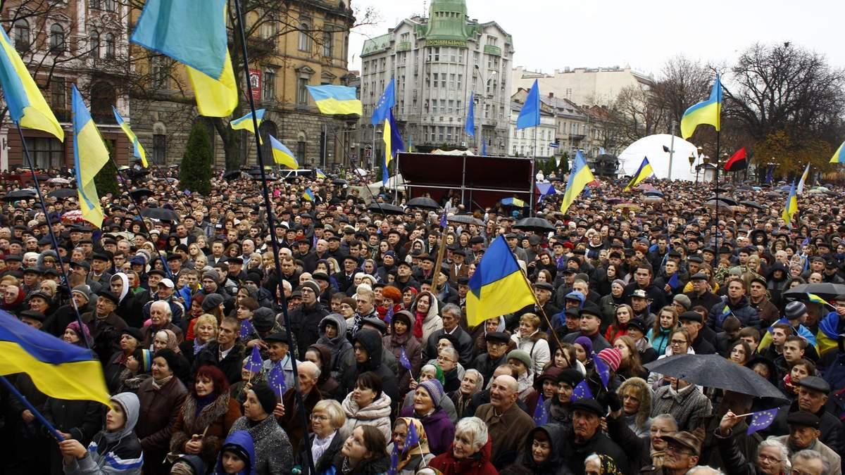Масові акції протесту