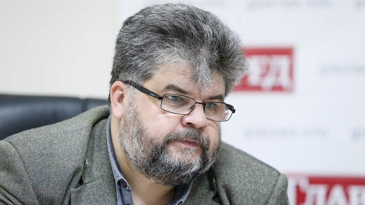 Богдан Яременко, глава комитета ВР по вопросам внешней политики и межпарламентского сотрудничества