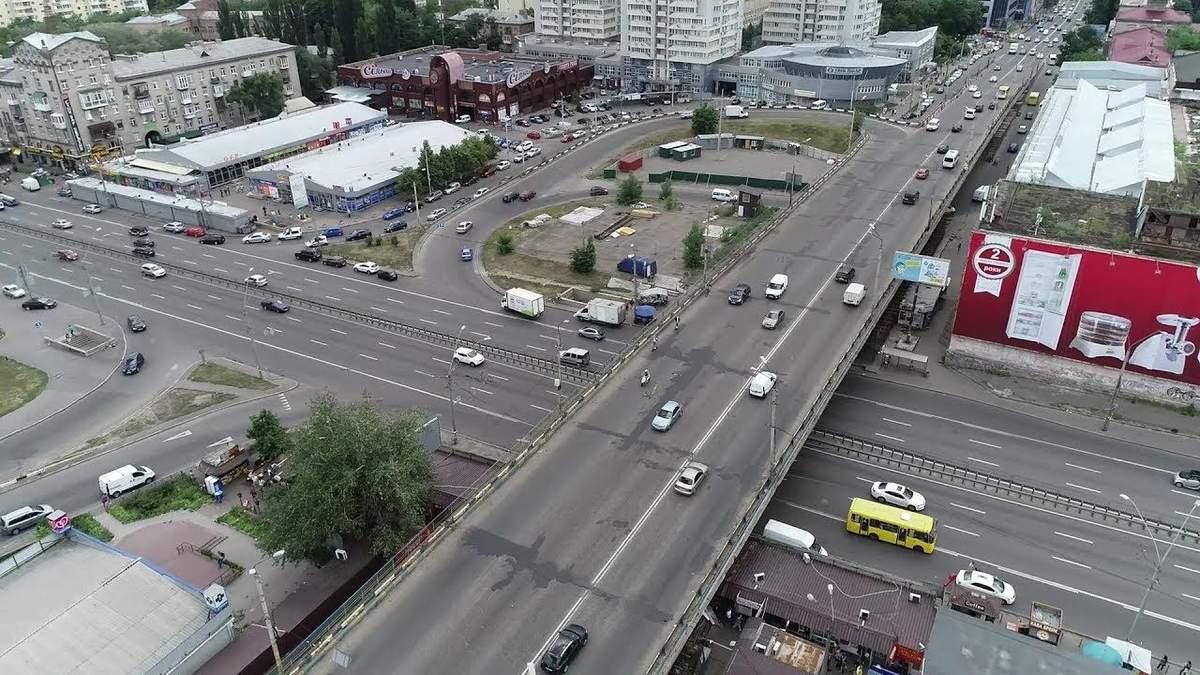 Транспортна розв'язка Шулявський міст