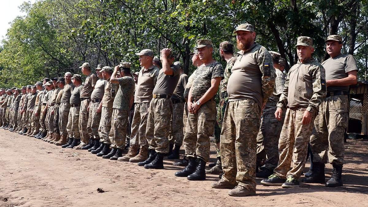 Закон о военной службе Украины 2019 изменен – материальная ответственность