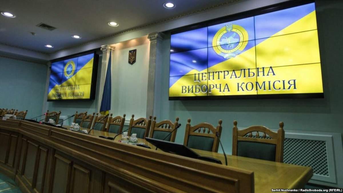 Состав ЦИК (ЦВК) Украины 2019 – список нового состава ЦИК
