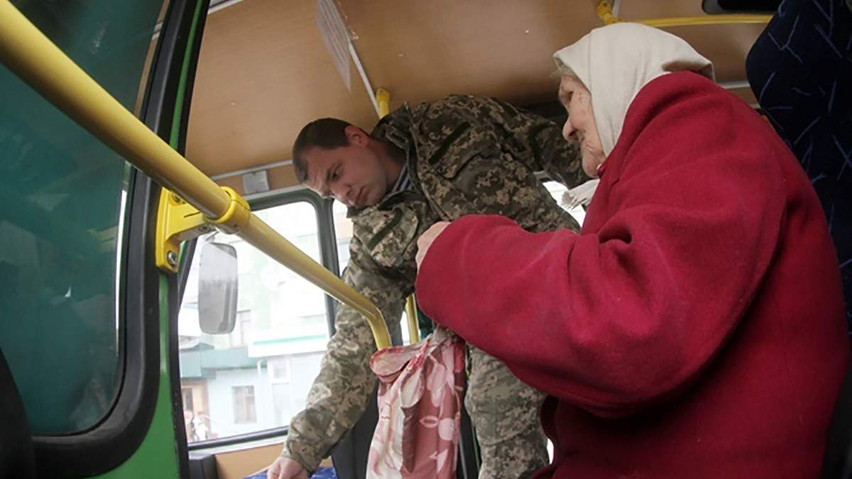 В Україні зростуть штрафи за відмову в пільговому проїзді учасникам бойових дій та ветеранам