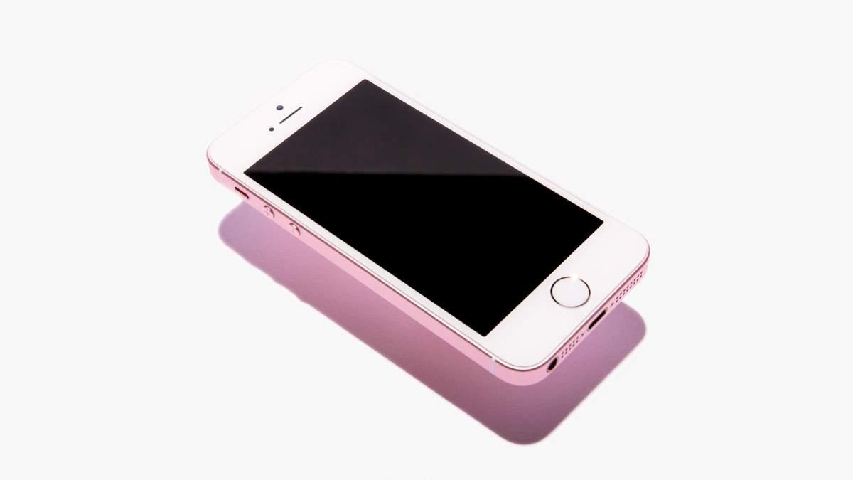 Бюджетний iPhone SE