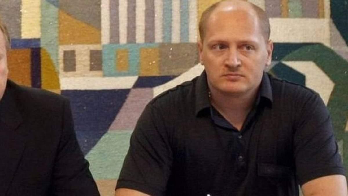 Павло Шаройко
