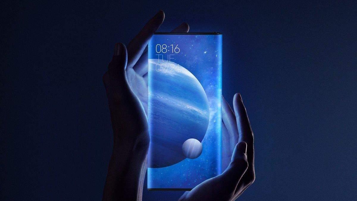 Xiaomi Mi Mix Alpha вже можна купити