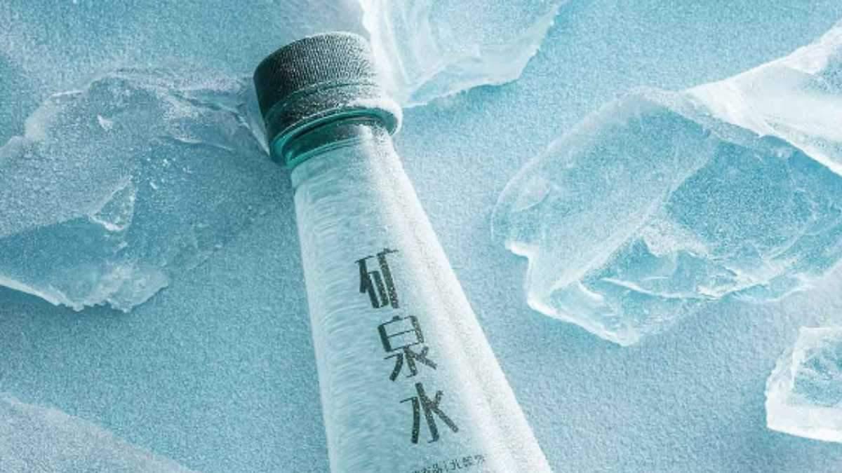 Xiaomi почала випускати мінеральну воду