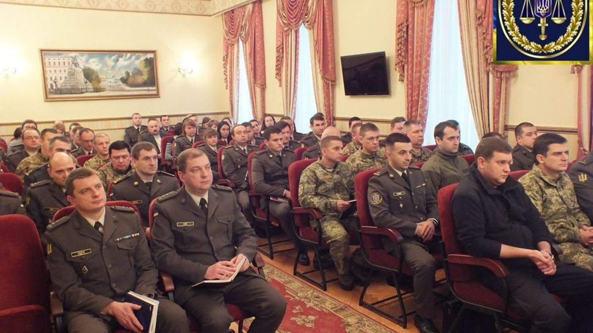 Військові прокурори