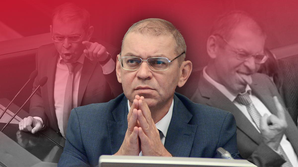 Печерский райсуд Киева арестовал экс-нардепа Сергея Пашинского